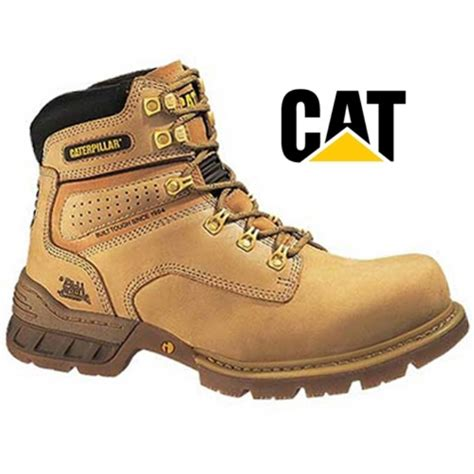 Sepatu Caterpillar Deltas Safety 1 safety boots uk work boots for womens safety boots