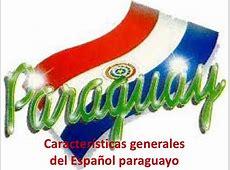 Características generales de la lengua Lenguas Générales