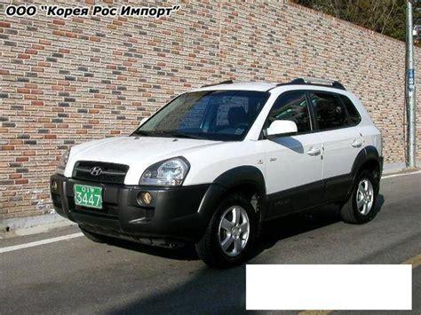 2006 Hyundai Tucson by 2006 Hyundai Tucson Images