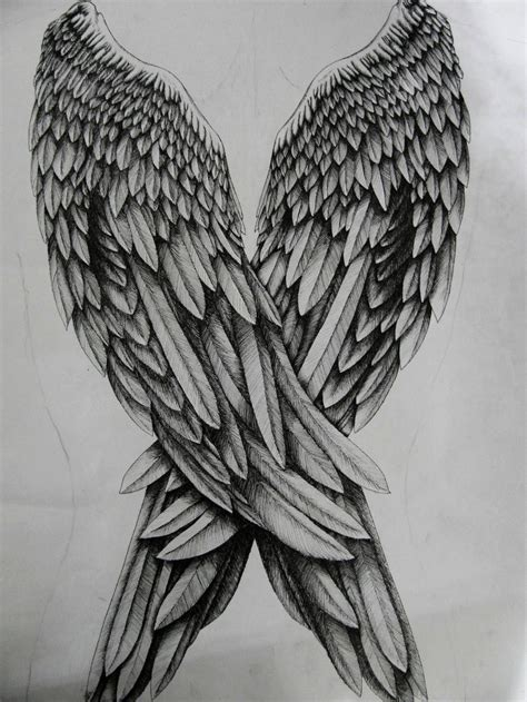 dark angel wings tattoo designs wings by andy deviantart on deviantart