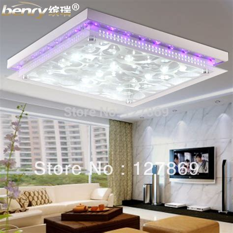 Ceiling Light For Living Room Bin Shui Living Room Modern Minimalist High Power Led Light Led Ceiling Light Led Ls Led