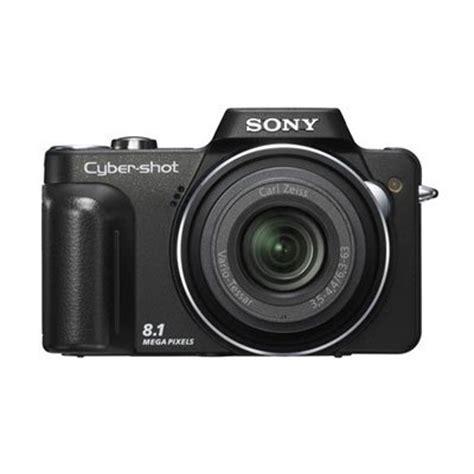 Kamera Sony Cybershot 10 1 Mp sony cybershot dsc h10 8 1mp digital with 10x