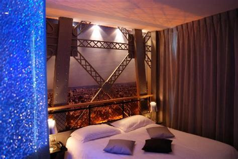 eiffel tower secret room chambre op 233 ra picture of secret de paris paris
