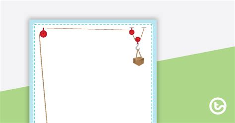 simple machines page border teaching resource teach starter