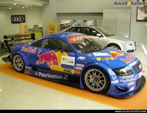 Audi Tt Dtm by Audi Dtm Tt R Race Cars For Sale At Raced Rallied