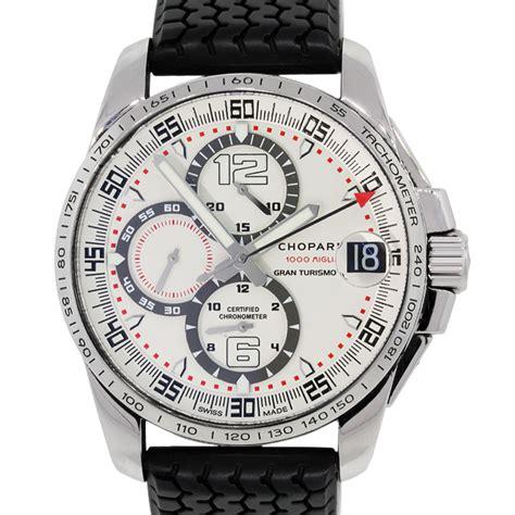 chopard gran turismo gt xl white chronograph