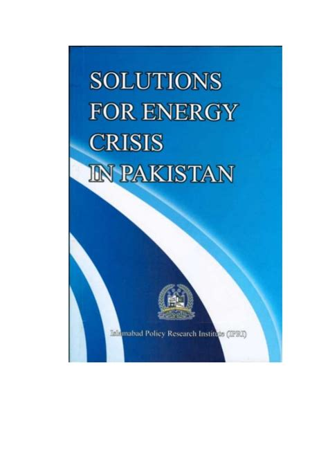 management systems international msi worldwide thesis on energy crisis in pakistan