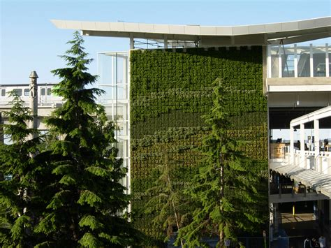 Living Wall Canada Photos Courtesy Of Sharp Landscape Architecture