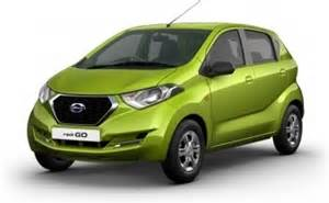 new datsun go car 2016 datsun redi go launched in india prices start at rs