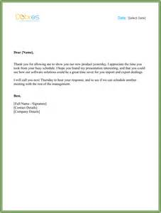 business thank you letters 5 best thank you letters you