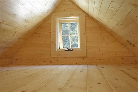 how to build your own tiny house loft with bedroom guest 130 sf fencl tiny house and how to build your own