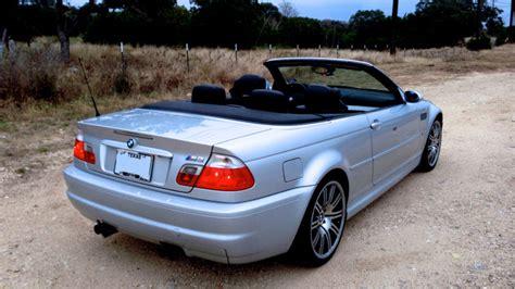 2003 bmw m3 review 2003 bmw m3 convertible the jalopnik review