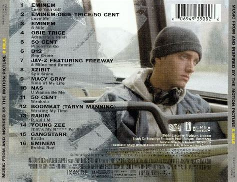 song 8 mile 8 mile music from and inspired by the motion picture