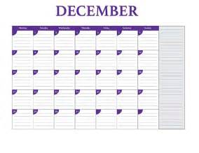monthly calendar with lines template december 2015 monthly calendar with lines calendar