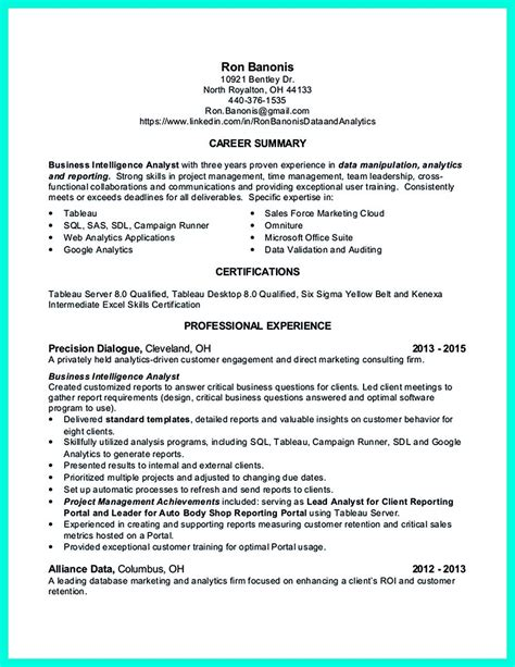 career profile resume examples 73 images manager career change