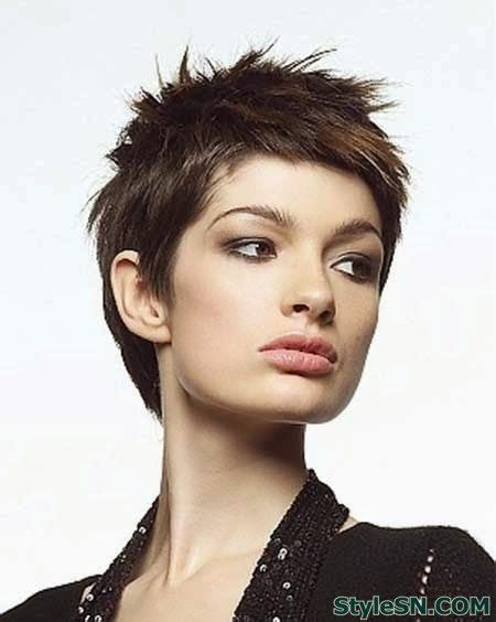 teen spiked hairstyles for girls 1000 ideas about short edgy hairstyles on pinterest