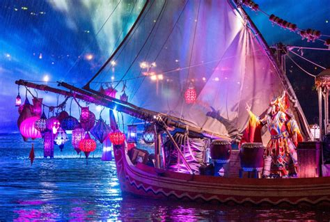 disney rivers of light opening date announced for rivers of light at disney s
