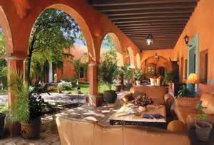 Mexican Style Patio Grand Hacienda Patio Mexican Style Pinterest