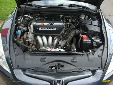 2003 Honda Accord Engine by 2003 Honda Accord Ex L Coupe 2 4 Liter Dohc 16 Valve I