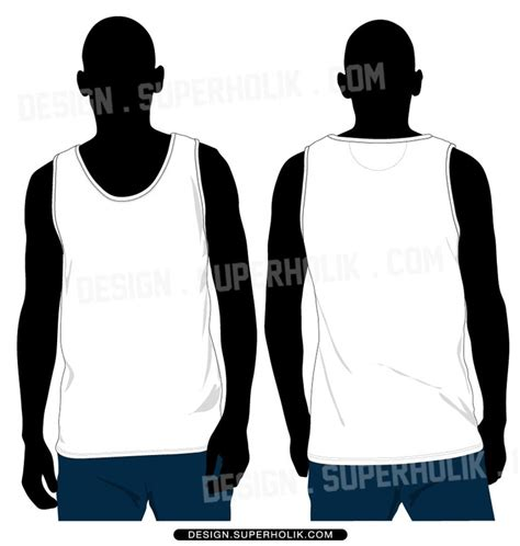 tank top template tank top vector template fashion vector templates
