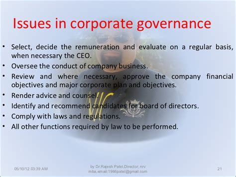 Corporate Governance Mba Thesis by Thesis Corporate Governance Banks