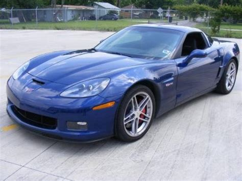 2007 chevrolet corvette z06 data info and specs