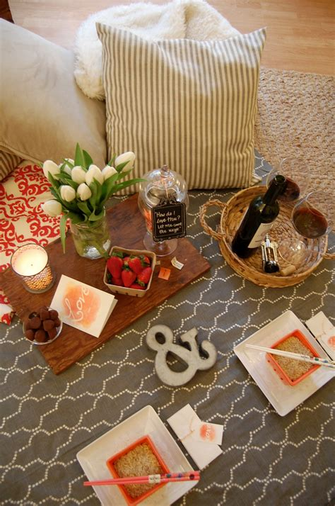 valentines day picnic ideas an indoor picnic for two printables olive