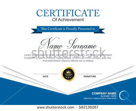 design certificate nyu certificate design stock images royalty free images