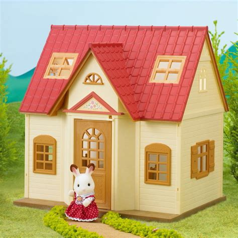Baby Cottage by Coffret Cosy Cottage Sylvanian Families