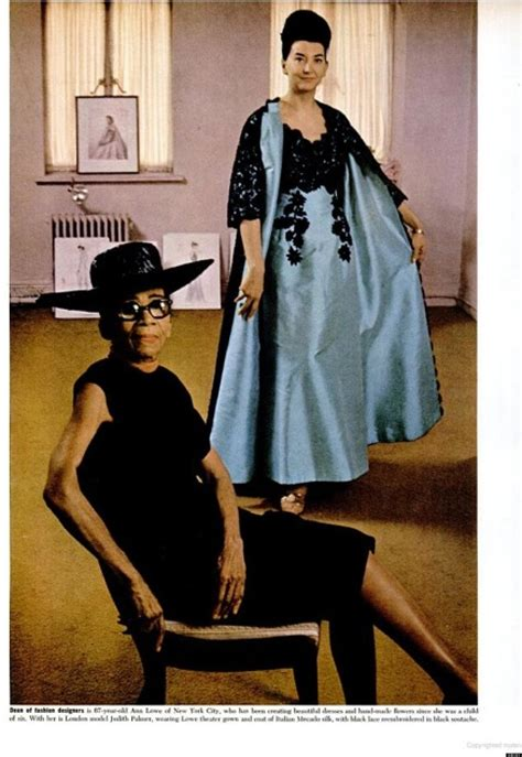 Cole Lowe by Lowe Black Fashion Designer Who Created Jacqueline