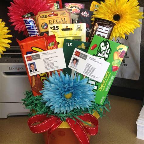 Gift Card Bouquet Ideas - gift card candy bouquet auctions pinterest card