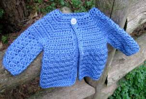 Crochet pattern baby sweater perfect for boys by normastreasures