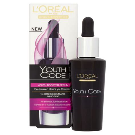 L Oreal Youth Code l oreal dermo expertise youth code youth booster