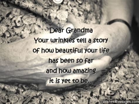 Quotes About Grandmothers Birthday Grandmother Birthday Quotes Quotesgram