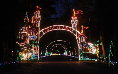 ditmas oark christmaslight displat the top 9 best displays in massachusetts