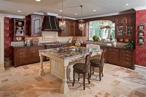 elegant traditional kitchen interior designs