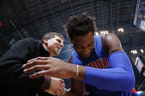 Andre Drummond House by Them Detroit Pistons And Drummond Are Up To Something