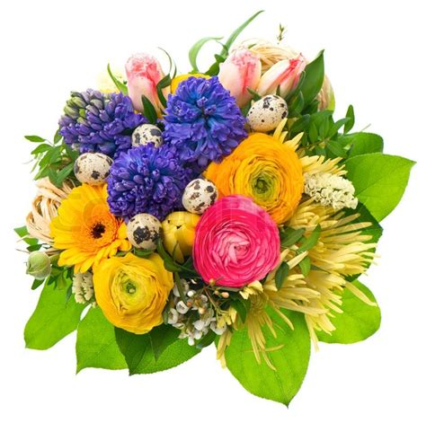 beautiful bouquet florist flower shop florist in beautiful easter bouquet of colorful spring flowers