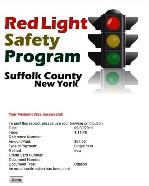 new rochelle red light ticket payment suffolk county red light cameras decoratingspecial com