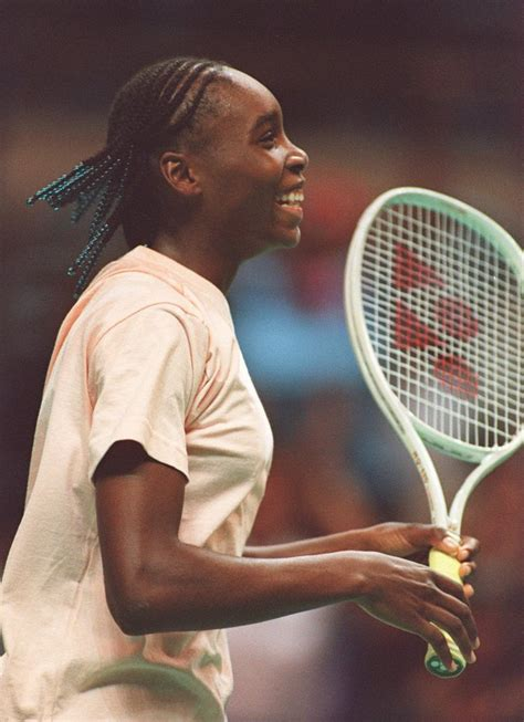 venus williams hairstyles a brief history of venus williams braided hairstyles