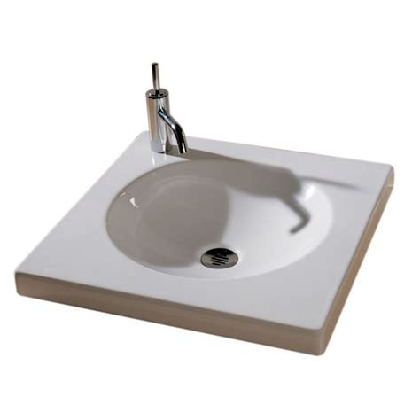 square drop in bathroom sink bathroom sinks new generation low square porcelain drop