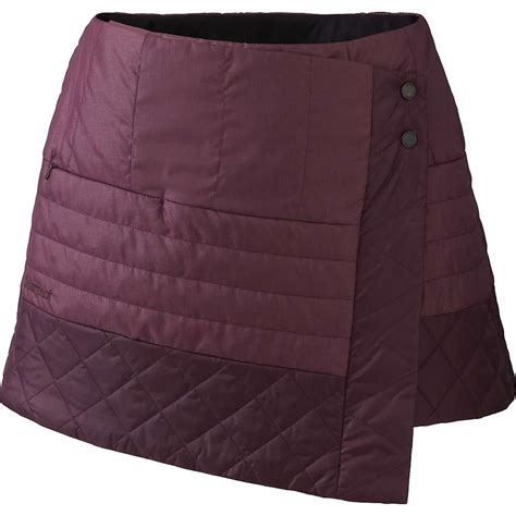 marmot s annabelle insulated skirt at moosejaw
