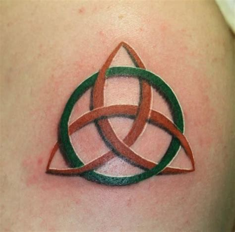 trinity knot tattoo 8 best symbol tattoos images on symbol