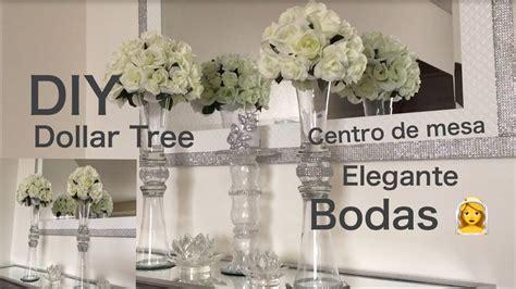 floreros dollar tree dollar tree diy centerpiece centro de mesa elegante para