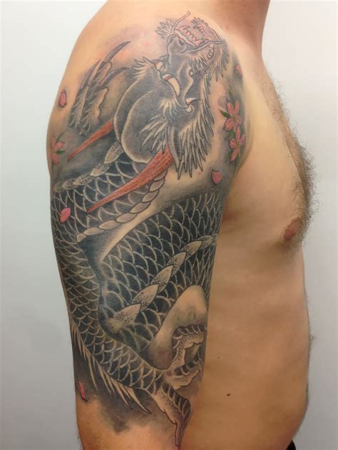 japanese inspired tattoos best traditional japanese style artists in perth
