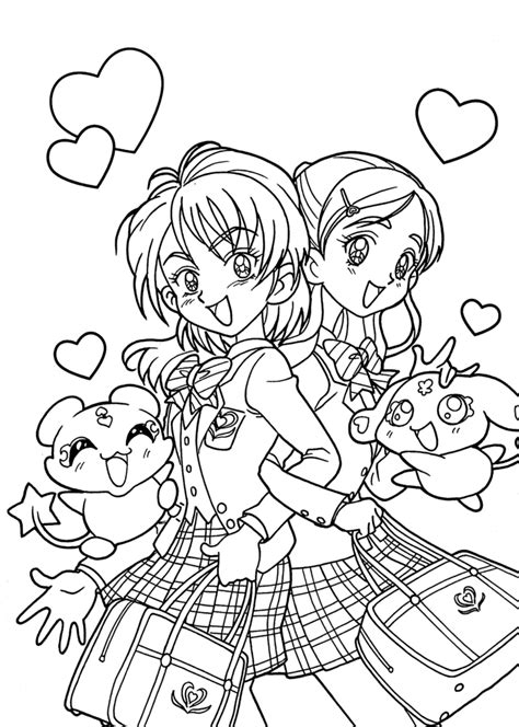 mermaid coloring page pdf coloring pages manga coloring pages to download and print