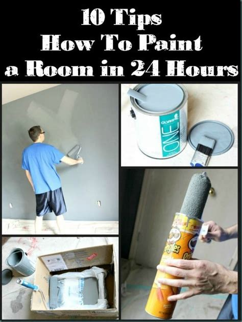 how to properly paint a room 10 tips for painting walls a must read if you a room to paint quot hometalk funky junk