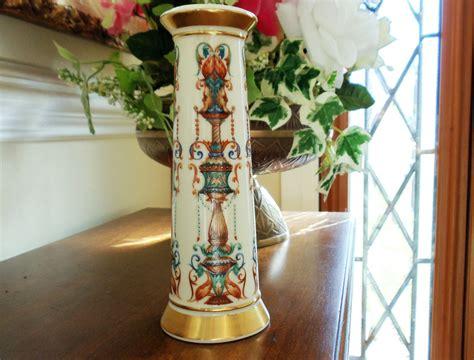 Lenox Vase Patterns by Vintage Lenox Lido Pattern Small Vase
