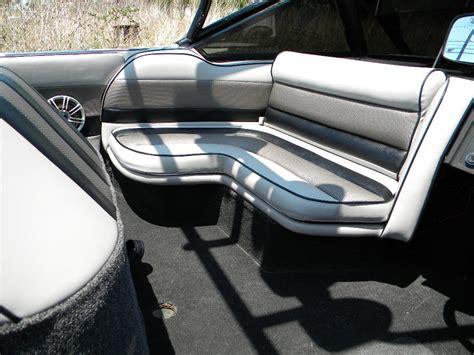 Ski Boat Interior by Malibu Ski Boat Upholstery Tx Grateful