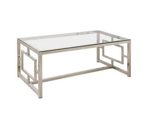 modern glass coffee table coaster 703738 silver glass coffee table a sofa
